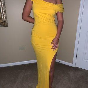 Lovers + Friends Marigold Dress
